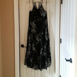 NWT Free People Tiered Floral Maxi